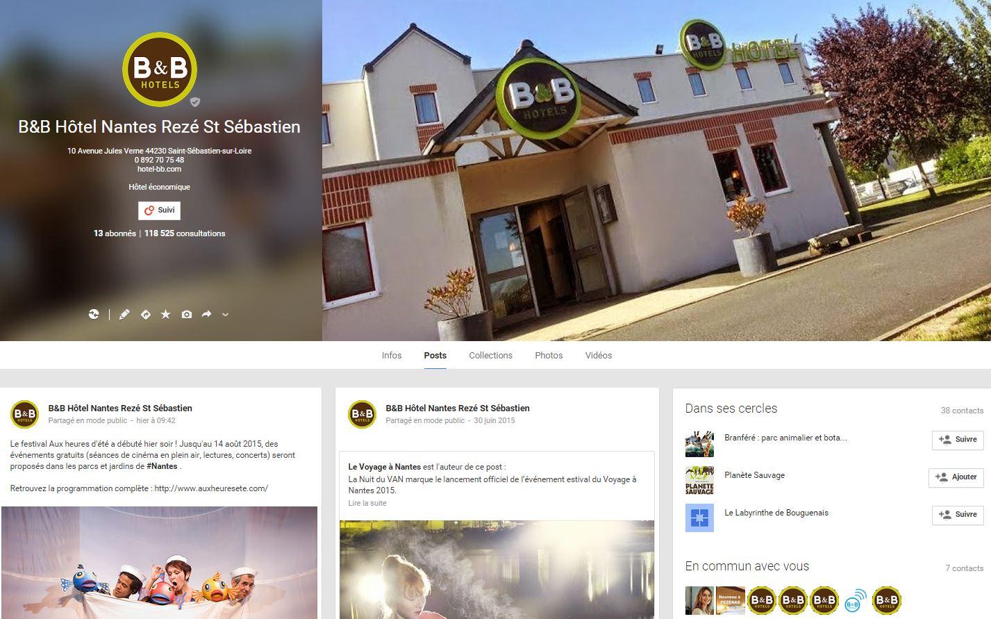 hotel-bb-saint-sebastien-googleplus